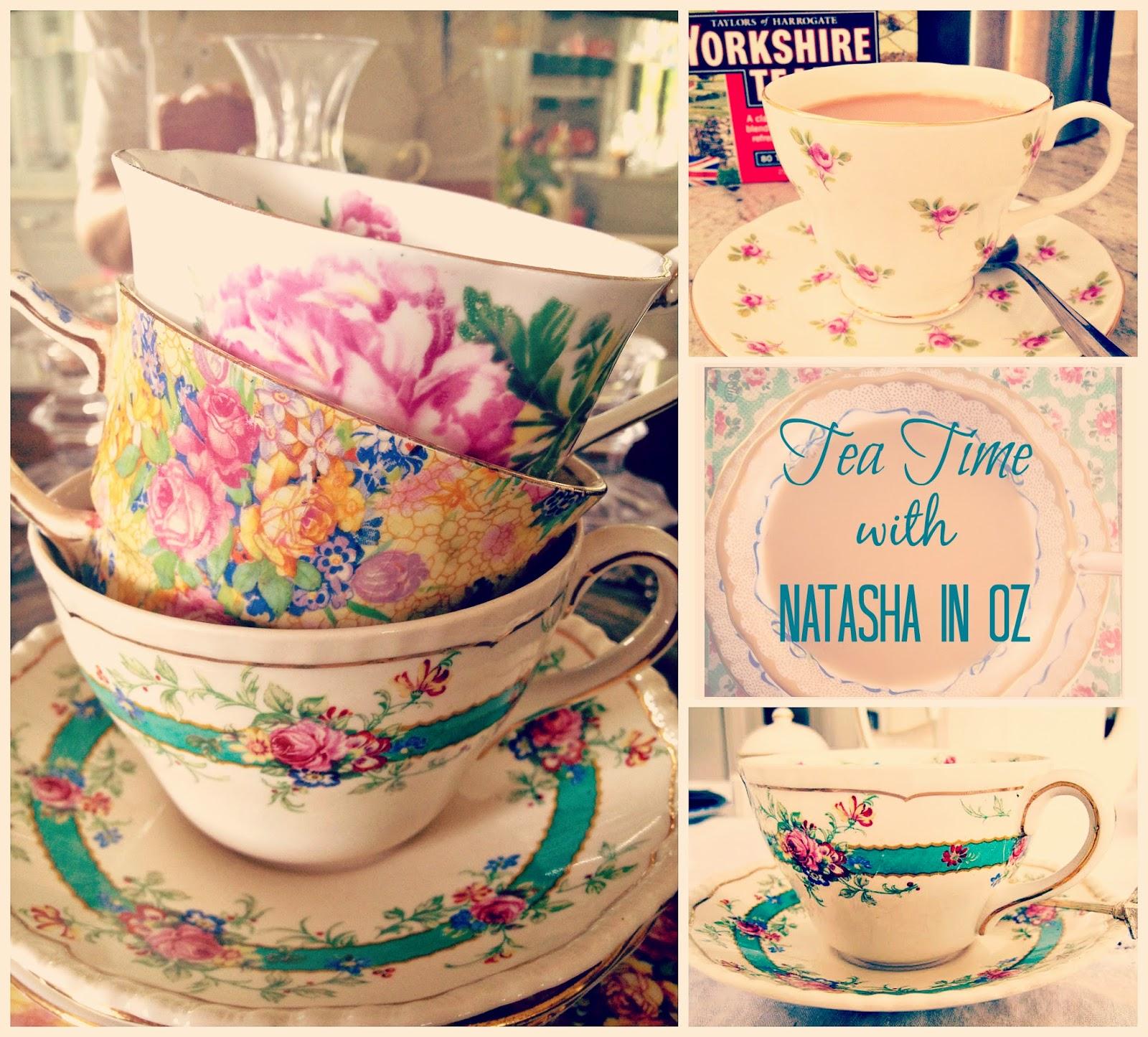 Tea Time with Natasha in Oz: Buddha Ball Jasmine Tea