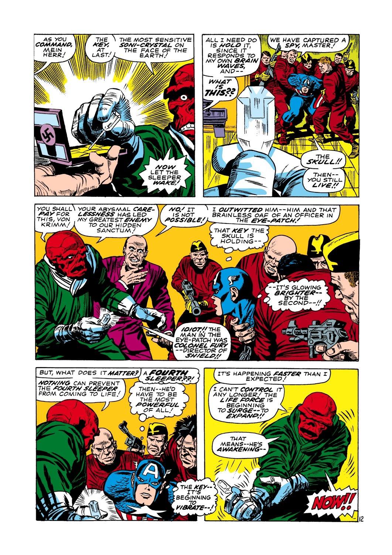 Captain America (1968) Issue #101 #15 - English 13