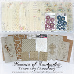 Moments of Tranquility Monthly Giveaway