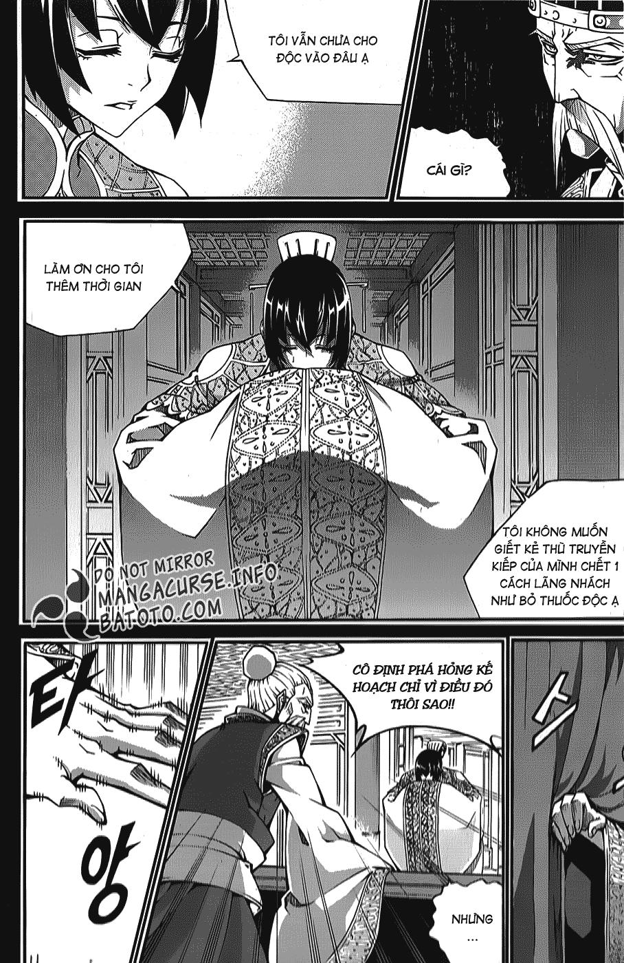 Witch Hunter – Thợ Săn Phù Thủy chap 65 Trang 12 - Mangak.info