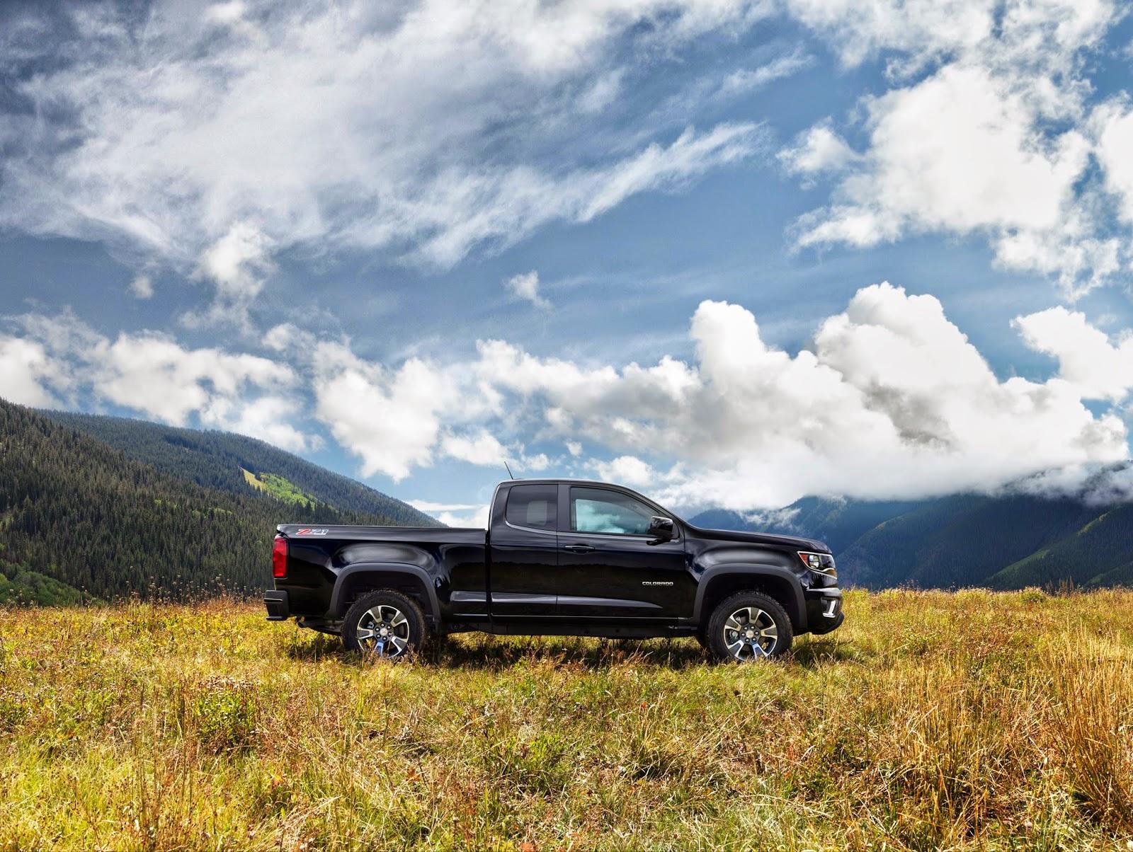 2015 Chevy Colorado Is Fuel Economy Leader