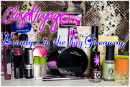 Cococcuro's Beauty's in the Bag Giveaway