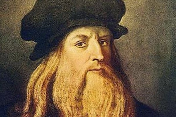 The 10 Most Famous People Of The Last 6,000 Years - Leonardo da Vinci