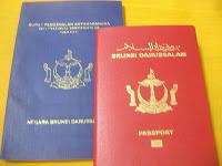 Brunei Darussalam passport