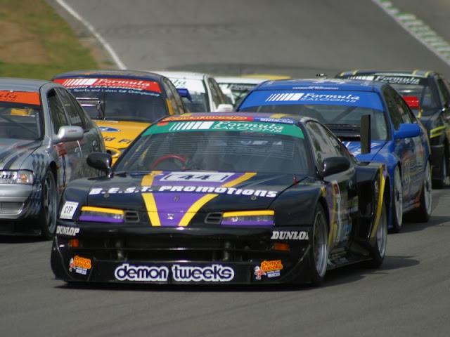 Honda Prelude Cosworth, Thunder Saloon, brytyjskie wyścigi