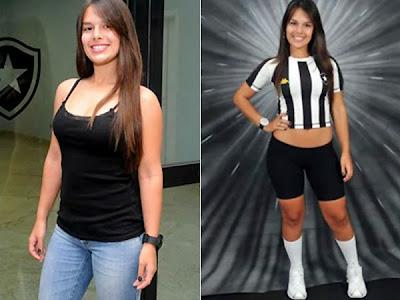 Fernanda Maia responde sobre pousar nua