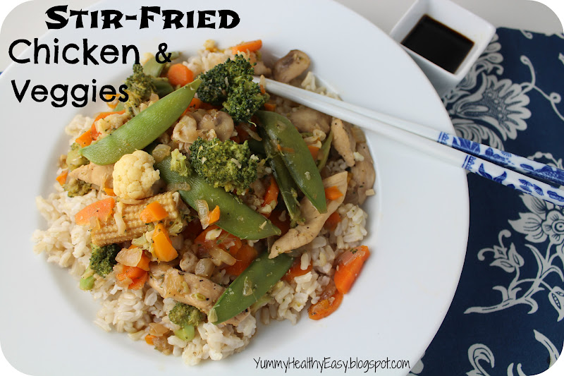 Easy Monday Night Stir Fry Recipes — Dishmaps