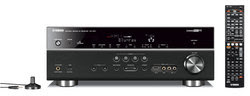 Yamaha Launches Latest A/V Receiver Series with Apple Integration