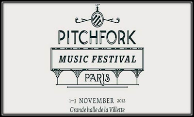 Pichfork music festival Halle de la Villette, Sebastien Tellier, TEED, Rustie