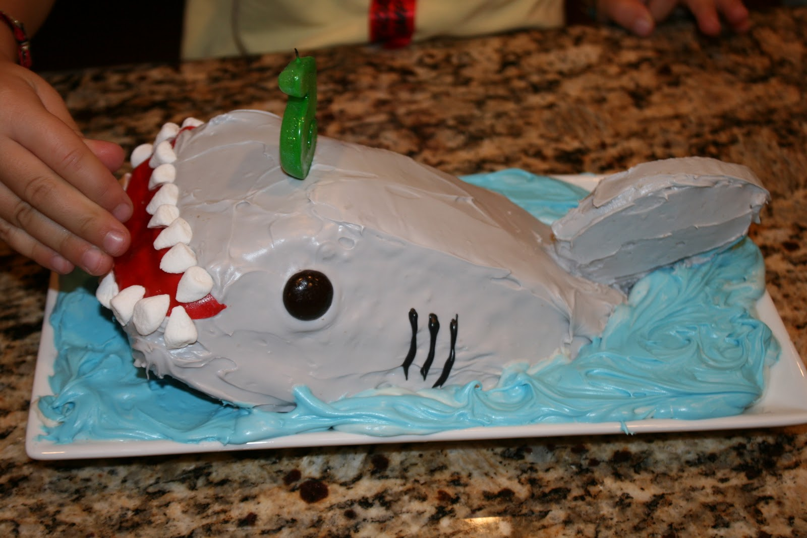 everything to entertain: Sharks