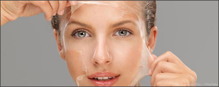 Comment fonctionne la peau : cycle cellulaire de la régénération de la peau (routine, produit, soins visage)
