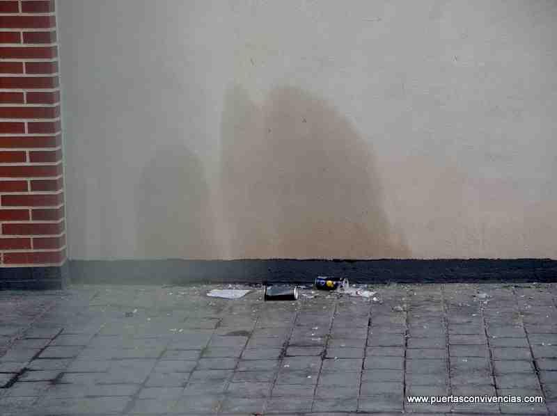 Sonar En Un Baño Orinando:Así es como han quedado las calles del pueblo