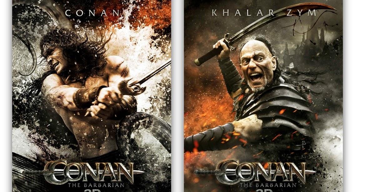 conan the barbarian 2011 movie download