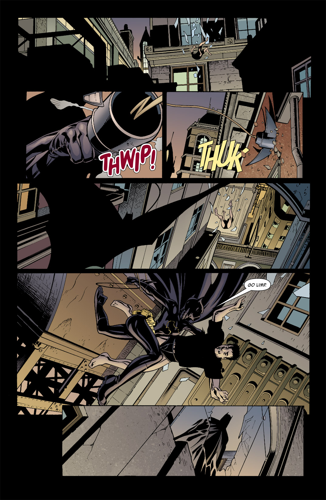 Detective Comics (1937) Issue #790 Page 8