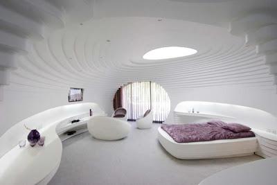 habitación muy luminosa