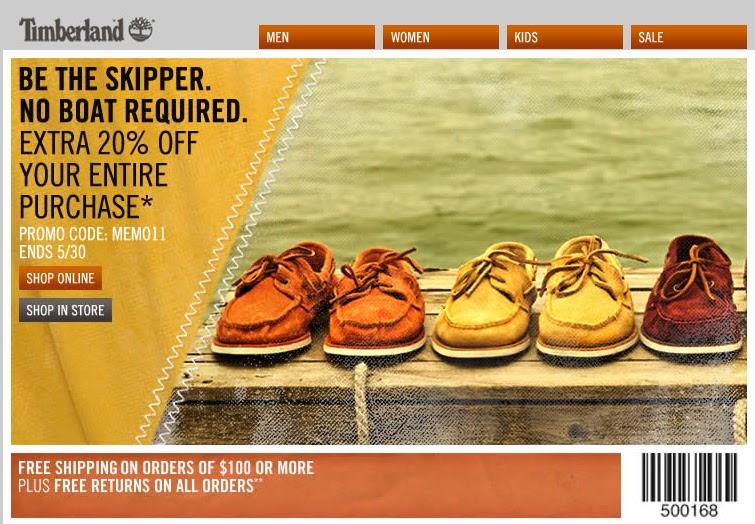 printable coupons 2011. Timberland Coupons 2011