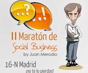 Maraton Social Business - maratonsocialbusiness - SocialMedier