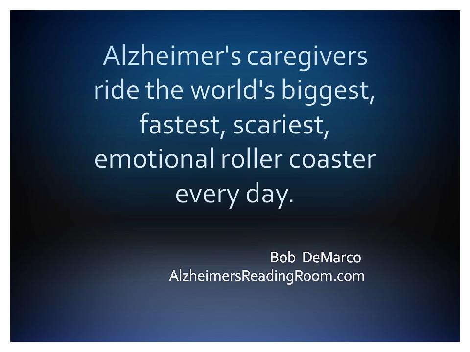 Alzehimer's Caregivers