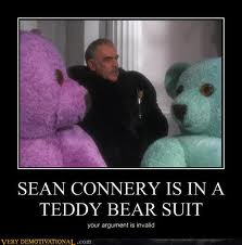 Sean connery is not dead for when he dies the end shall be upon us