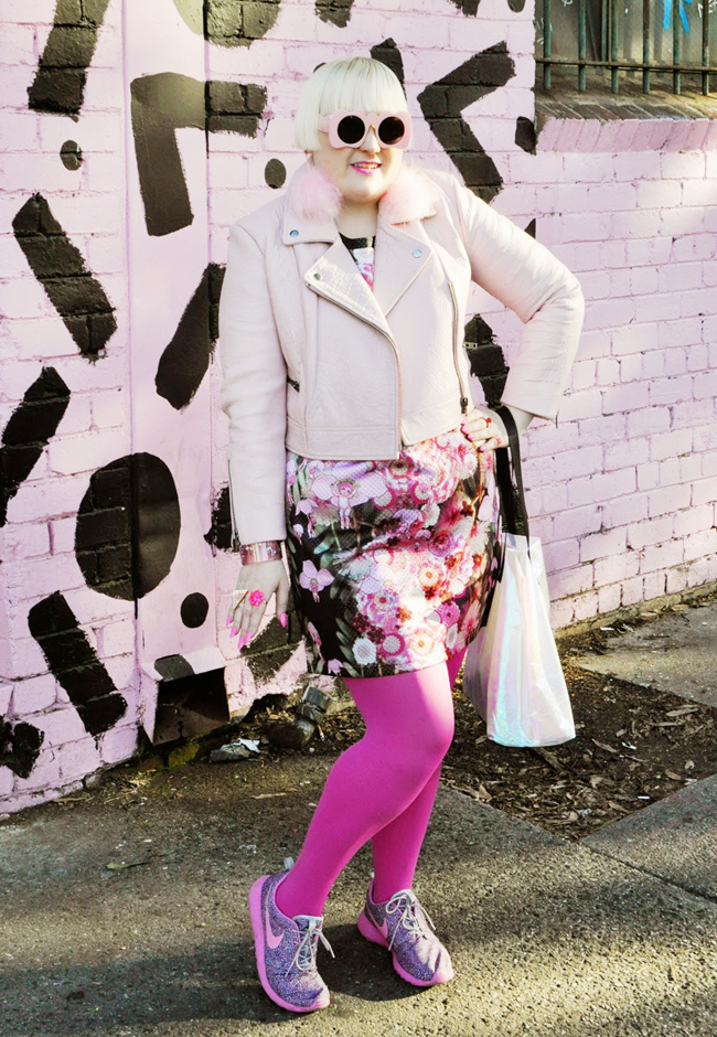 fashion favourites, fashion hayley, pink look