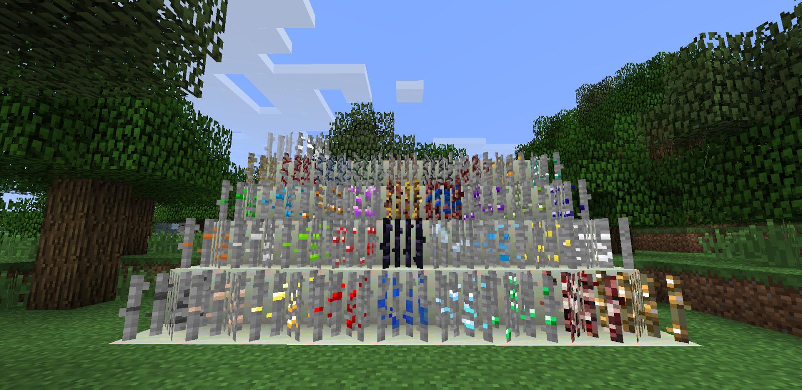 Моды для Майнкрафт   Minecraft 1.7.10