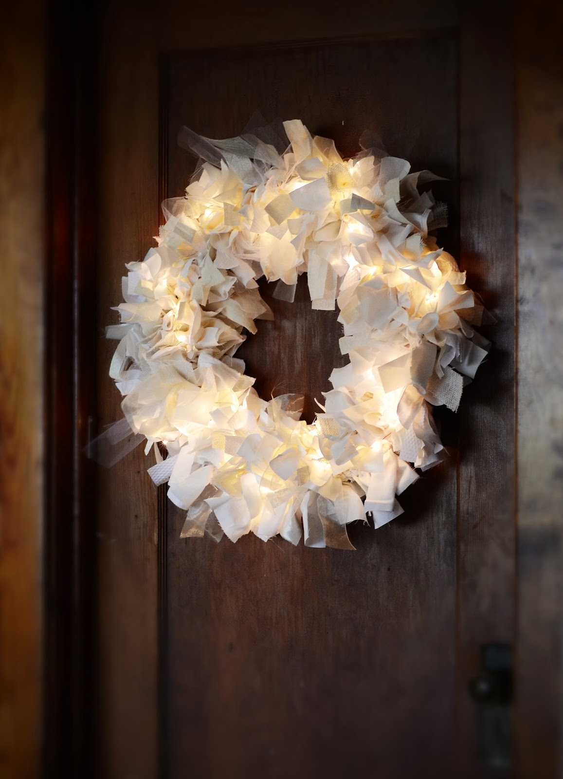 Sunnyinsaintolaf A Merry White Christmas Diy Garland And
