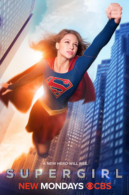 Supergirl Teaser One Sheet Television Poster