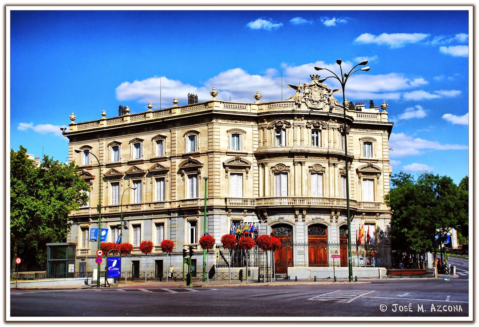Palacio de Linares (Casa de América)