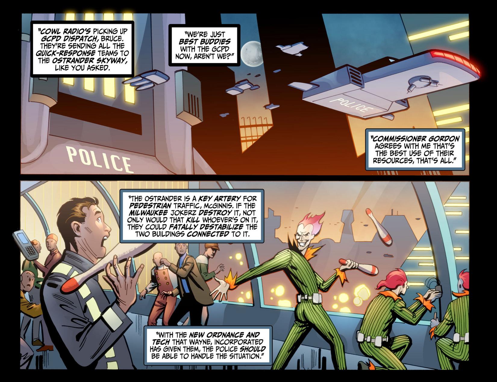 Batman Beyond (2012) Issue #9 #9 - English 3