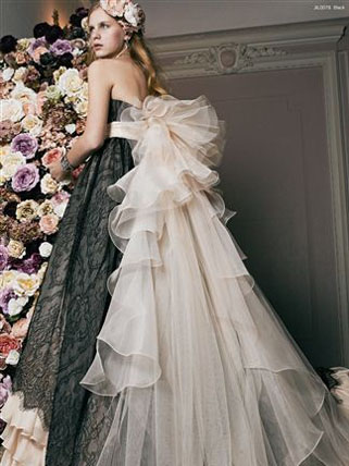 Jill Stuart Bridal collection 2011 2012