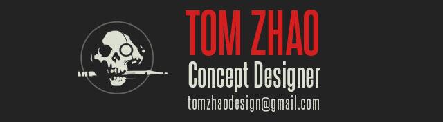 Tom Zhao Portfolio