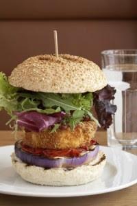 Gourmet Burger Kitchen'dan Vejetaryen Burgerler
