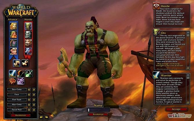 World of Warcraft Classes and Races Guide