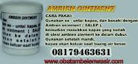 Obat Herbal Untuk Ambeien Wasir Alami