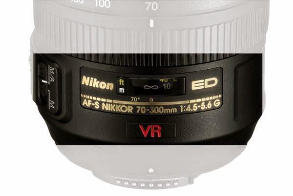 Jak odszyfrować oznaczenia obiektywów Nikon?