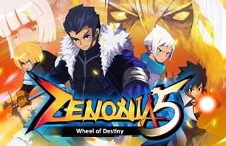 game android zenonia 5 terbaik