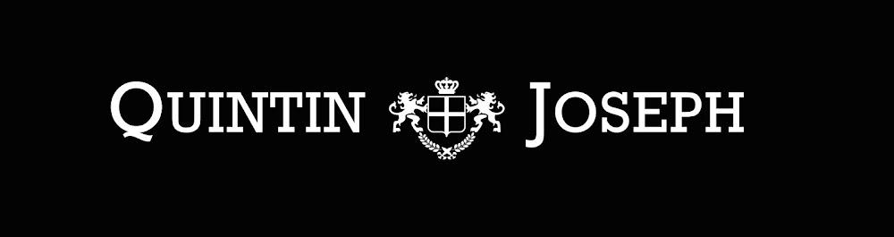 Quintin Joseph- A Man's Guide
