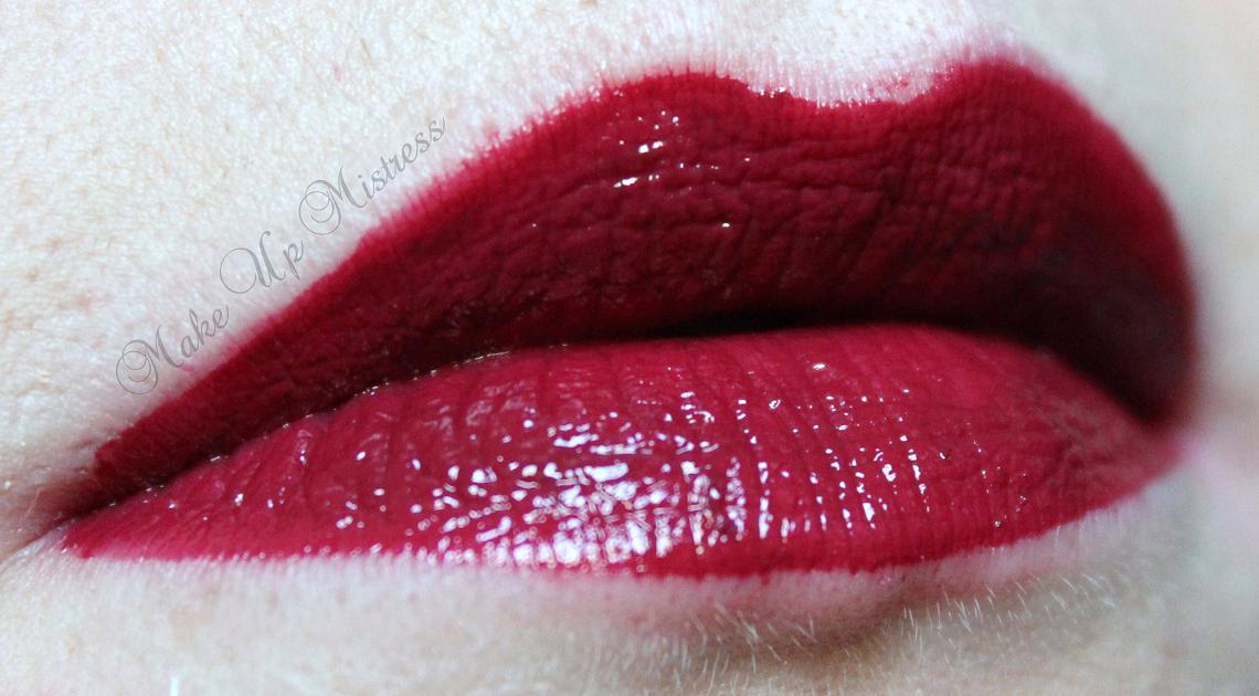 Make Up Mistress: Manhattan Lip Lacquer!