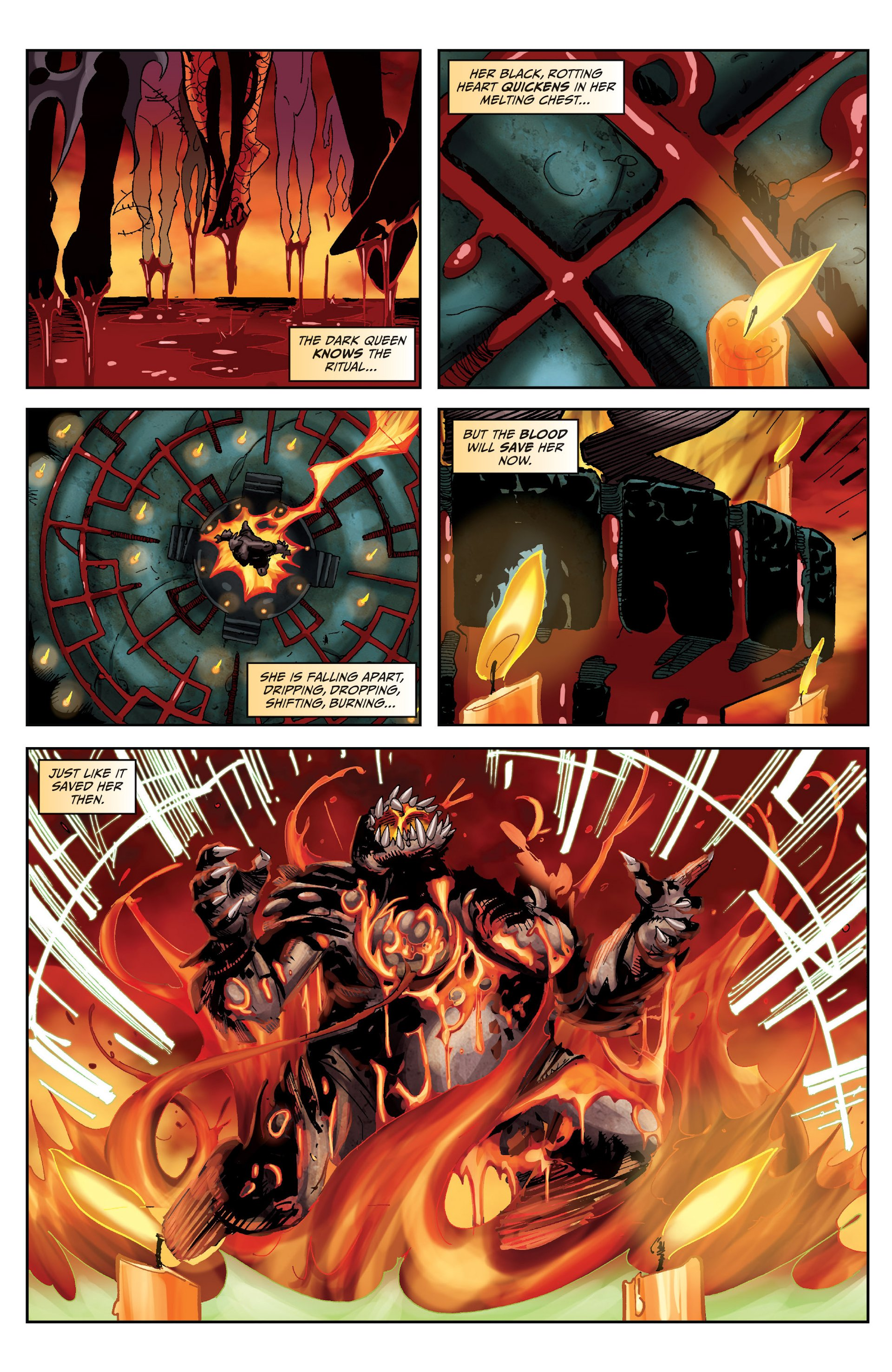 Grimm Fairy Tales (2005) Issue #88 #91 - English 20