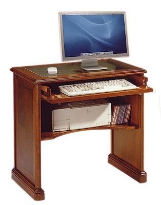 3 mesas de ordenador cl sico - Mesas de ordenador pequenas ...