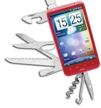 Aparate si dispozitive inlocuite de telefonul mobil