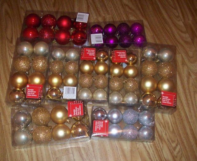 Wyprzedaż -70% ozdób świątecznych w Rossmannie