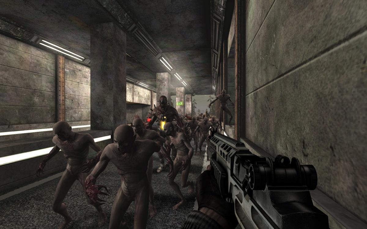 Gamer freakz killing floor for Killing floor zombies
