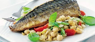 Fish food healthy diet plan