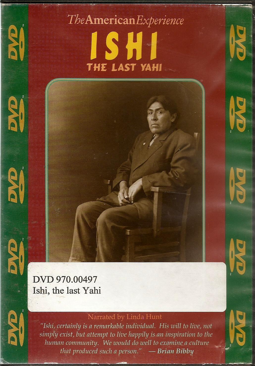 Ishi the last yahi movie