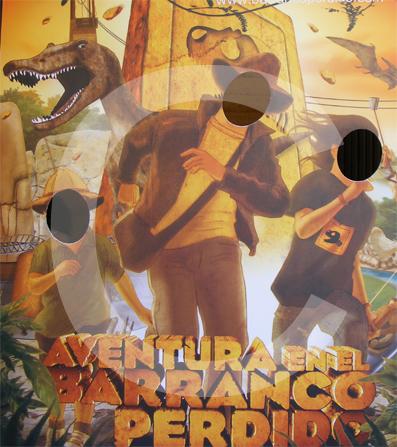 Calendario Barranco Perdido