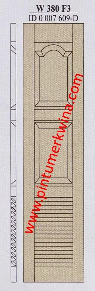 PINTU WINA TYPE W380 F3