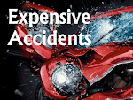 TOP 10 Most Expensive Accidents EVER !