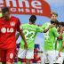 Wolfsburg conquista primeira vitória e impede o Leverkusen de liderar