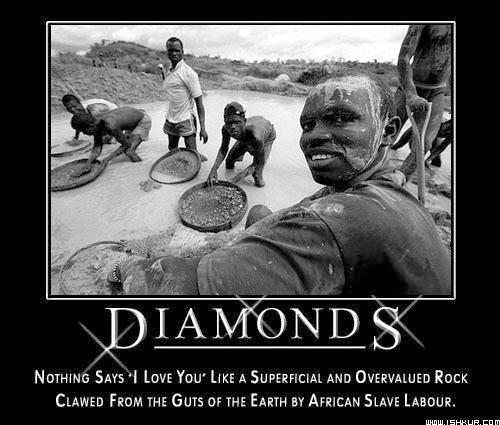 Anillos de compromiso de diamantes adquiridos Blue Nile
